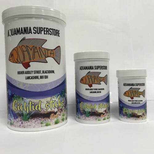Aquamania Cichlid Sticks